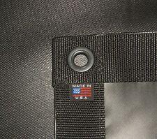Bâche bleue tapis de sol couvercle 1,9 m x 3m 85gsm Durable bâche imperméable à l'eau forte