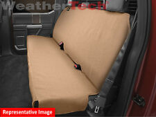 WeatherTech Seat Protector for Toyota Yaris Sedan - 2007-2010 - Tan