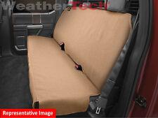 WeatherTech Seat Protector for Toyota Yaris Sedan - 2007-2010 - Tan