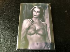VINTAGE AUTO 1960S STYLE HOT LILY MUNSTER MAGNETIC DASH ACCESSORY CHEVY FORD