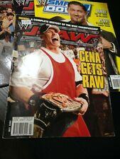 WWE WWF RAW Magazine - July 2005 - John Cena + Diva Poster