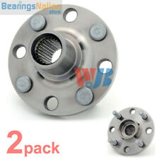 Pack of 2 WJB SPK418 Rear Wheel Hub Spindle for Toyota 42301-17040, 930-418