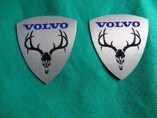volvo emblem skull moose s40 s60 xc90 850 s70 s80 v70 v50 240 940 740 xc60