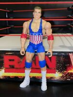 WWE KURT ANGLE WRESTLING FIGURE ELITE ENTRANCE GREATS SERIES SOUNDS MATTEL 2018