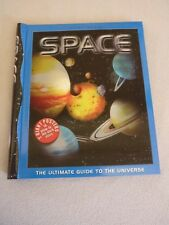 Space - The ultimative Guide to the Universe  mit Hologramm Deckel