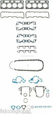 Chevy 6.2/6.2L Diesel Fel Pro Full Gasket Set Head+Intake+Oil Pan 1982-91