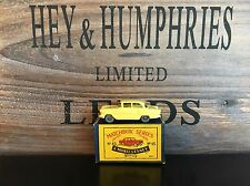 matchbox lesney moko no.45A-3.Version mint B-2 OVP excellent from 1958