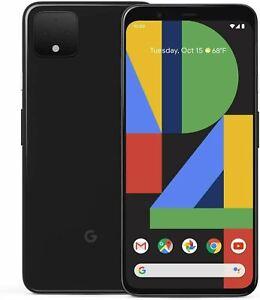 NEW Other Google Pixel 4  64GB Verizon Unlocked CDMA/GSM- White, Black, Orange