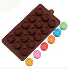 Hot Sale Silicone Chocolate Decorating Mould Cake Baking Mold Candy Cookies Tool