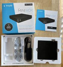 TiVo Mini Vox 4K Uhd Streaming Media Player - Tcda95000