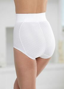 "GLAMORISE High-Waist 41-42"" 29-30"" TUMMY-CONTROL Brief BUTT-SHAPER Panty NEW $47"