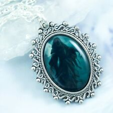Dementor Necklace - Handmade Jewelry - Fantasy - Harry Potter - Magic
