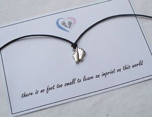 Simple Baby Remembrance Bracelet ~ Miscarriage Stillborn Baby Loss Memorial