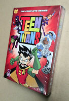 New Teen Titans The Complete Series (DVD, 2018, 7-Disc) Fast shipping US seller