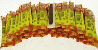 Slim Jim 50 American Snack Food Beef Snack Food Lot jim's snacks