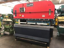 "GUIFIL 110 TON HYDRAULIC PRESS BRAKE 100"" BENDING LENGTH , AUTOMEC BACKGAUGE"