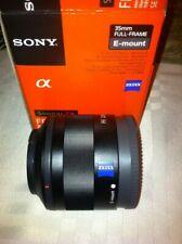 Sony Zeiss Sonnar T* FE 35 mm F2.8 ZA Full Frame & APS-C Prime Fixed Lens