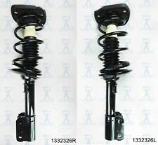 Pair Set of 2 Rear FCS Strut and Coil Spring Kit For Oldsmobile Intrigue 98-02