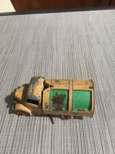 Meccano Dinky Toys No.25v Bedford Refuse Wagon  Mullwagen original 50er
