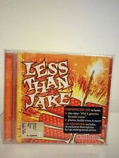 Anthem CD (Less than Jake) - RARO Fuori Catalogo (2003)