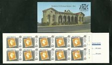 Rs6BOOKLET'130thANNIV.OF 'POST OFFICESTAMPS'(1847-1997) MINT.FULL GUM.1997