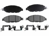 Front Brake Pad Set For 2013-2019 Nissan Pathfinder 2014 2015 2016 2017 Z386NZ