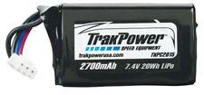 TrakPower LiPo 2S 7.4V 2700mAh Hump Receiver U - TKPC2016