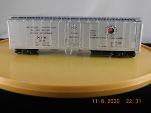 Athearn HO Scale 50' Mechanical Reefer Northern Pacific