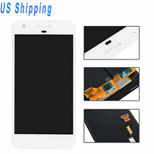 LCD Display Screen Touch Digitizer Assembly For Google Pixel Nexus S1 White USA