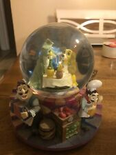 Vintage Disney Lady and The Tramp - Musical Snow Globe - Bella Notte