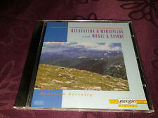 CD Relaxation & Meditation with Music & Nature / Mountain Serenity - Album