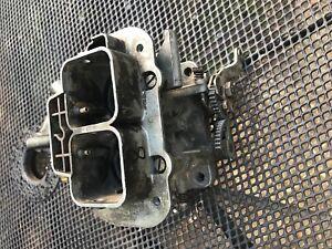 Weber 38 Dgas v6 Carburettor 3 litre Banger Racing Essex Capri Granada No Chokes
