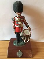 AQM (All The Queens Men) Side Drummer Scots Guards 80mm