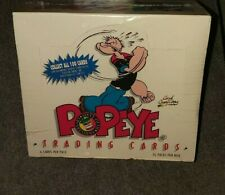 Popeye 1994 Card Creations Box Unopened Factory Sealed Trading Card 36 Packs