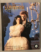 Loot Crate DX Exclusive August 2017 - Labyrinth Poster Book 40 Removable Posters