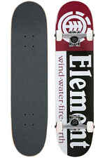 "Element Skateboard Complete Section 7.75"" New FREE POST"