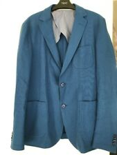 Ermenegildo Zegna Cotton Shirt Blazer/jacket 50R