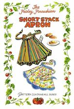 Short Stack Apron pattern by the Paisley Pincushion