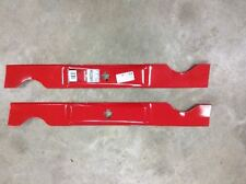 New Raven MPV 7100 Lawn Mower Blade Blades Knife Set Kit 70161-H200100-0001 BL46