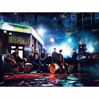 EXO Japan 2nd Single [Coming Over] CD + DVD + Photo Card Limited Edition