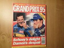 Bbc Sports-Grand Prix '95-Michael Schumacher/Damon Hill-Divers/Teams/Circuit s