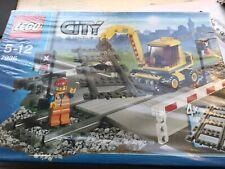 LEGO City Trains Level Crossing (7936) New