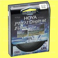 Genuine Hoya 52mm Pro1D Digital UV Filter