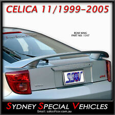 REAR WING BOOT SPOILER FOR CELICA ZZT230 ZZT231 11/1999-2006 NEW ABS