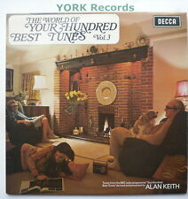 WORLD OF YOUR HUNDRED BEST TUNES VOL 3 - Excellent Con LP Record Decca SPA 205