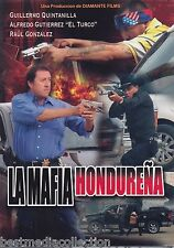 La Mafia Hondurena DVD NEW Narco Pelicula CORRIDOS Nueva SEALED