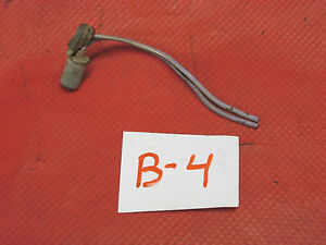 MG, Triumph,Austin Healey, Interior Light Holder. Bayonet Bulb, 2 Wire, GC!!