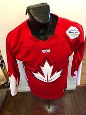 MENS L/XLARGE ADIDAS Hockey Jersey WORLD CUP OF HOCKEY 2016 WCH CANADA