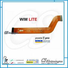 Flat cable Mainflex flex collegamento scheda madre x Wiko Wim Lite Sped. Posta 1