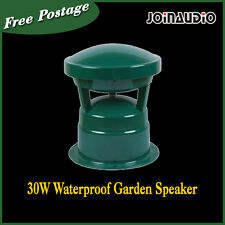 30W Outdoor / waterproof Garden speaker Music backgroud